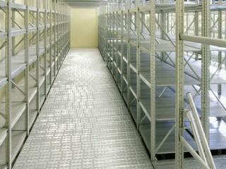 Archivační regály na šanony a spisy